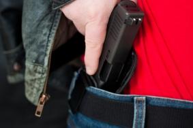 Glock IWB holster