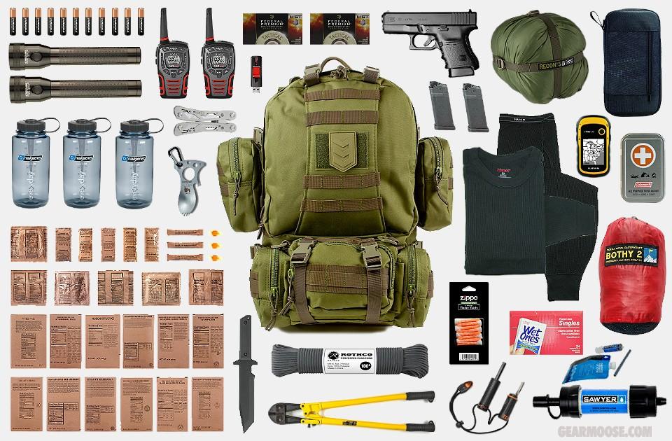 Bug Out Bag : Bug out bag bob the savannah arsenal project