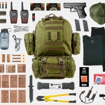 bugout bag example 4