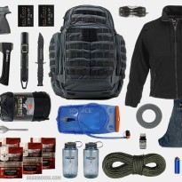 bugout bag example 3