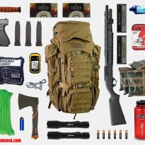 bugout bag example 2