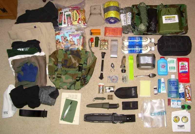 Bug Out Bag Contents The Savannah Arsenal P...