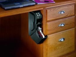 Hidden-Gun-Safes-With-Down-Table