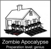 Zombie Apocalypse Preperation