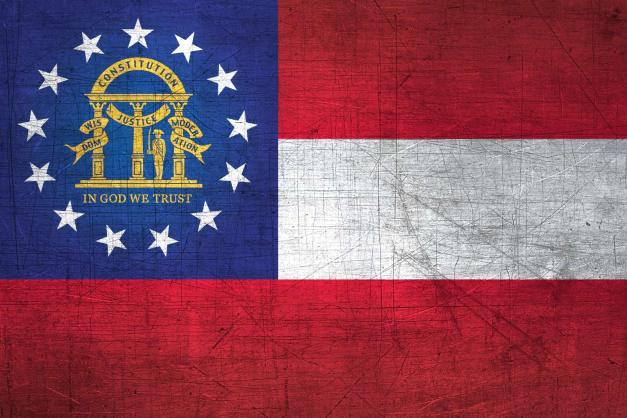 Georgia-Flag-US-State-Metal-XL