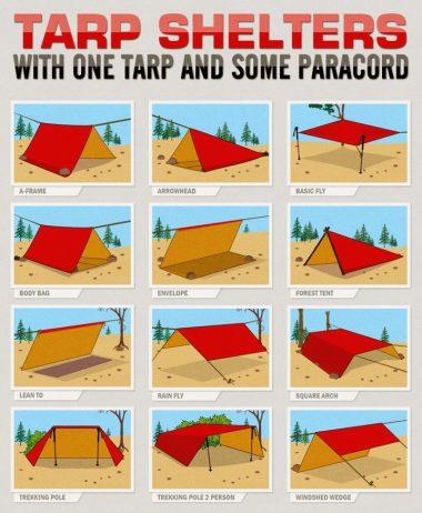 Tarp Shelters
