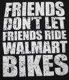 walmart bikes poster