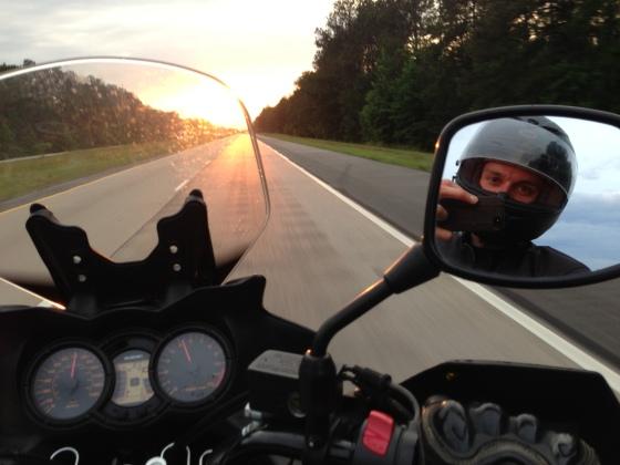 jon motorcycle