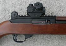 Ruger 10/22 Bushnell TRS-25