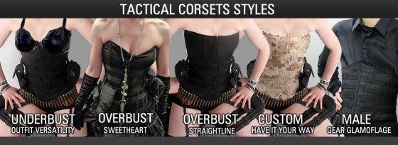 tactical corset