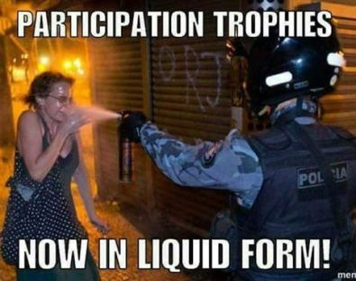 Participation Trophies Meme
