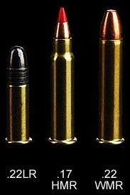 22LR 22WMR 17HMR ammo
