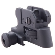 AR15 Rear A2 Backup Sight