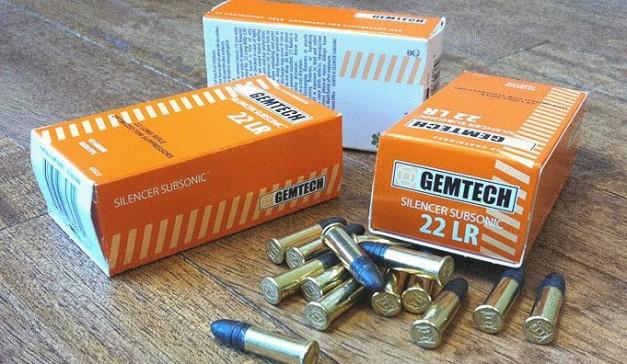 Gemtech Subsonic 22LR