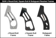 round vs square butt