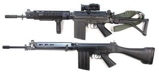 FAL Rifles