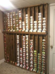 SHTF Food Can Storage