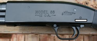 mossberg maverick 88 receiver