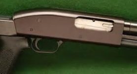 Mossberg Maverick receiver