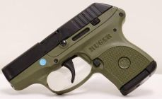 ruger lcp green
