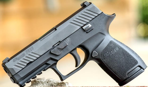 Sig 320 / XM-17 -- The US Army's New Sidearm