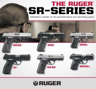 Ruger SR Series