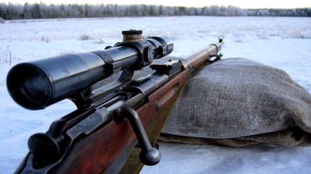 Mosin snow