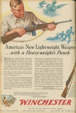 M1 Carbine Magazine Advertisement