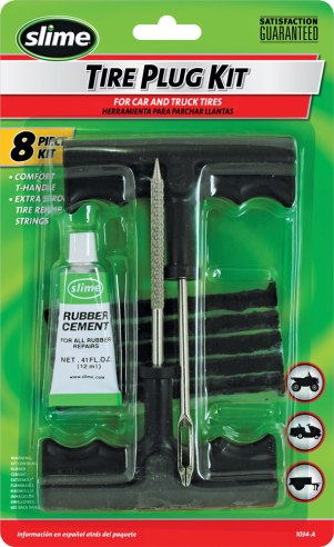 Slime Tire Plug Kit