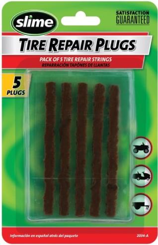 Slime Tire Plugs