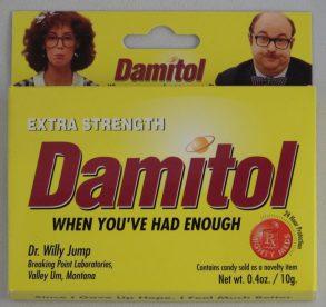 Extra Strength Damitol