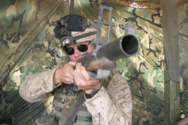 M-79 Thumper Grenade Launcher