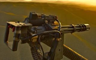 dillion minigun side gunner