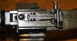 rpd machinegun rear sight
