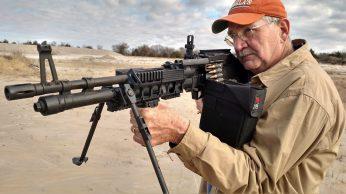 M60-E4 Machinegun