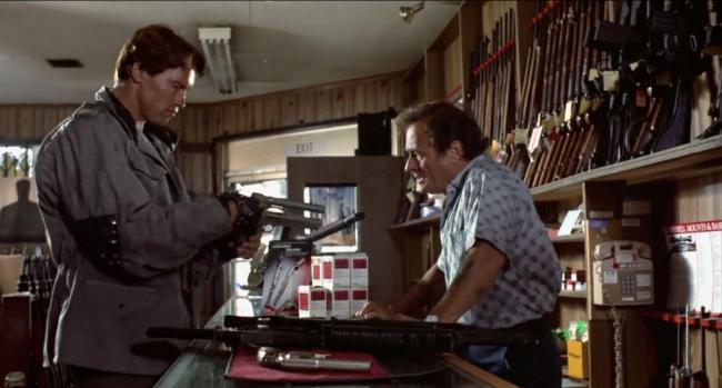 Terminator Gun Store