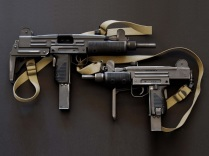 Uzi Submachine Guns