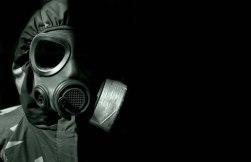 EMP gas mask