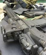 S&W M&P AR15 Eotech Glock