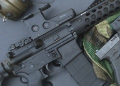 S&W M&P AR-15 Eotech