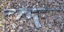 Camoflage M4