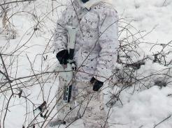 Snow Camoflage