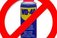 Do Not Use WD-40 On Firearms