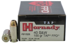 Hornday TAP .40 S&W 155 Grain