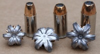 Federal HST Expanded 9mm .40 S&W .45 ACP