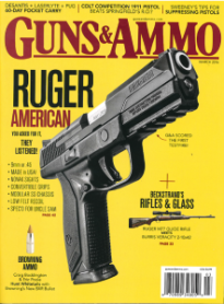 Guns & Ammo Magazine Cover
