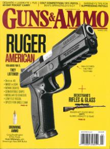 Guns & Ammo Magazine Cover
