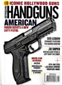 Handguns American Magazine