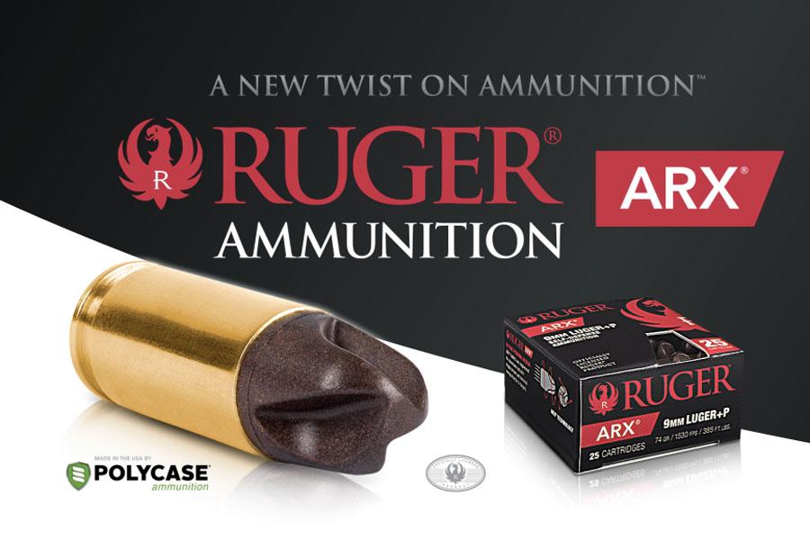 Ruger Arx Polycase Ammunition The Savannah Arsenal Project