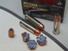 Winchester PDX1 Defender .38 Special +P